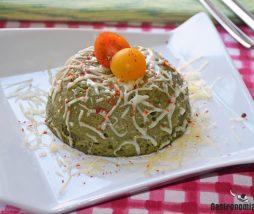 Receta de mugcake en microondas