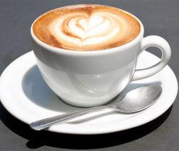 Riesgo de acrilamida en el café