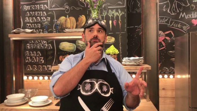 Cocina De David De Jorge | Estreno Del Concurso De Cocina El Sabor Es Ciego Conducido Por
