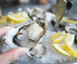 Contaminación por microplásticos en las ostras