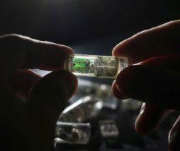 Sensores para diagnosticar enfermedades en el tracto digestivo