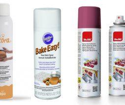 Spray antiadherente para moldes