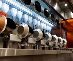 Restaurantes robotizados
