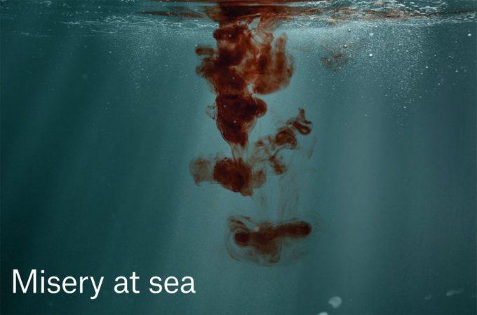 Informe Miseria en el mar