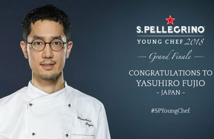 Ganador del S. Pellegrino Young Chef