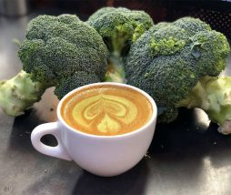 Polvo de brócoli