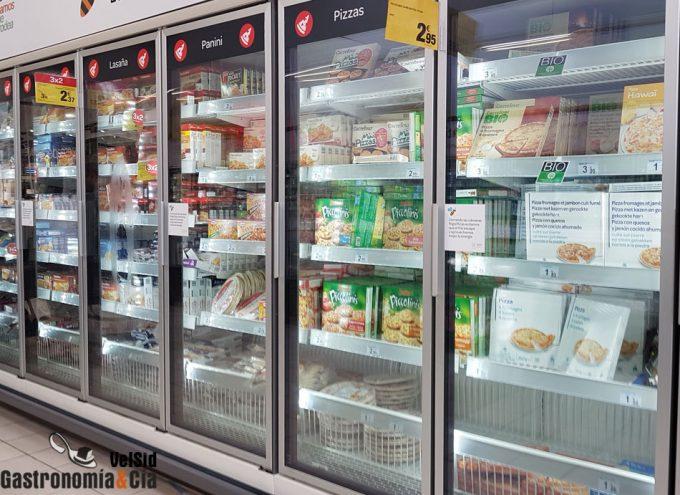 Alimentos con diferentes calidades en la Unión Europea
