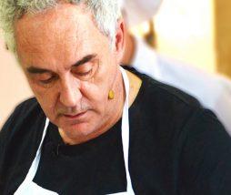Cocinar con Ferrán Adrià