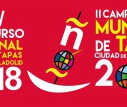 Campeonato Mundial de Tapas Ciudad de Valladolid 2018