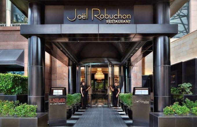 Grupo Joel Robuchon
