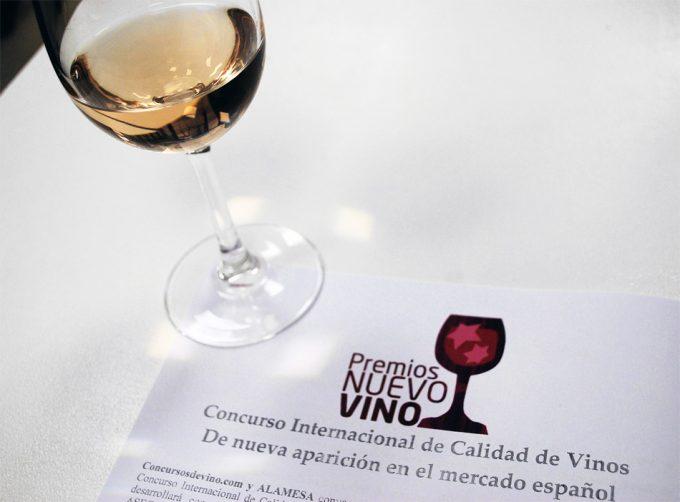 Concurso de vinos nuevos
