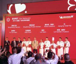 Guías Michelin de China