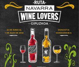 Ruta de vinos de Navarra en Guipúzcoa