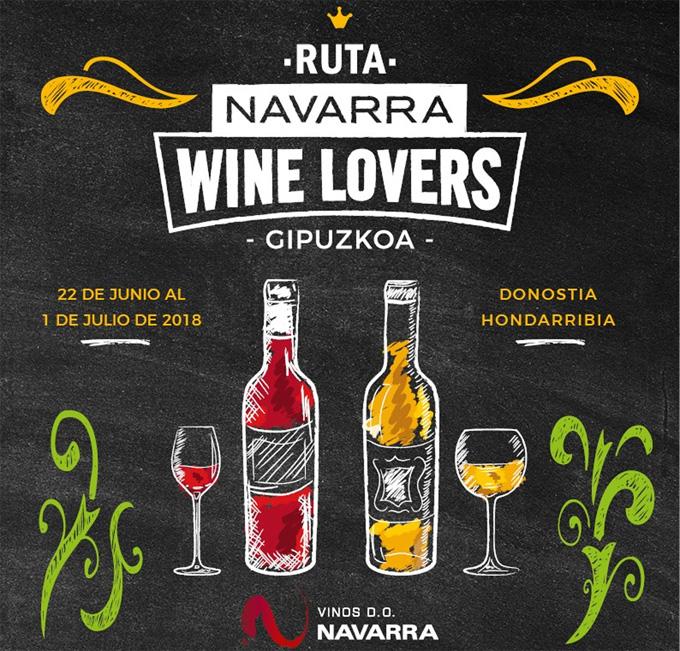 Ruta de vinos navarros y pinchos en Guipuzcoa