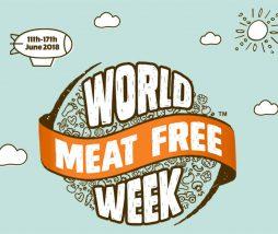 World Meat Free Week 2018