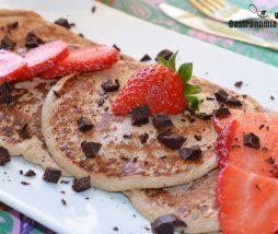 Receta de desayuno o merienda