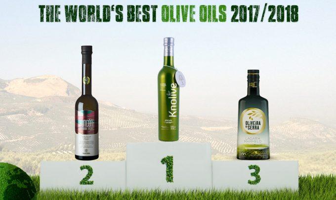 Los Mejores Aceites De Oliva Virgen Extra Del Mundo 2017 2018 Según World S Best Olive Oils Gastronomía Cía
