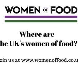 Enpoderar a las cocineras del reino Unido