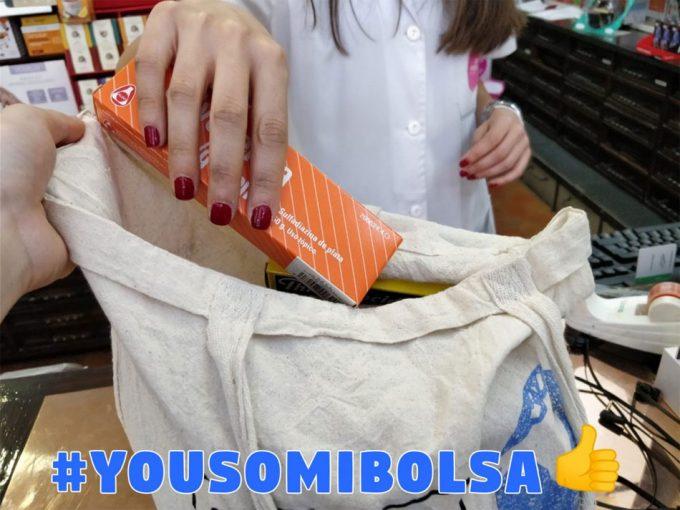 campaña contra las bolsas de un solo uso