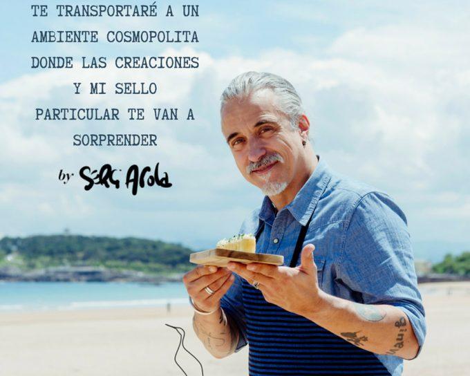 Cormorán by Sergi Arola en El Sardinero