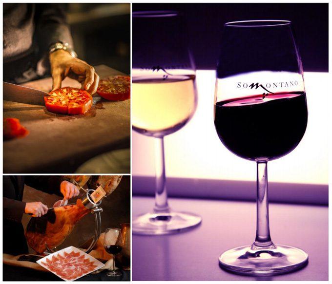 Muestra de vinos Somontano