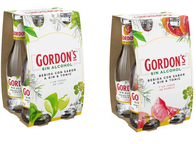 Bebidas sin alcohol lanzadas por Digeo