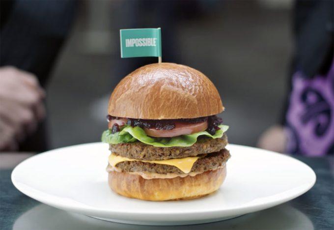 La hamburguesa imposible en la aerolínea Air New Zealand