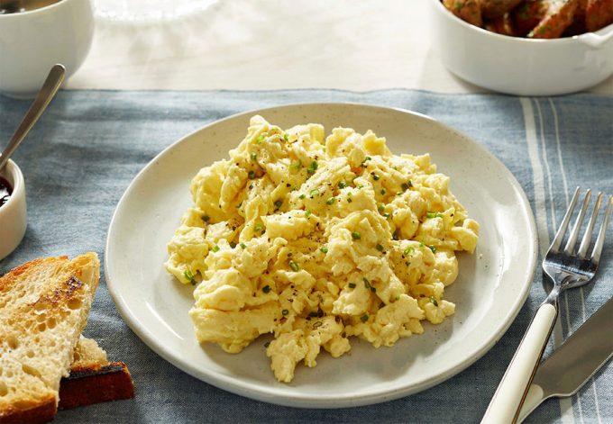 Just Egg, un nuevo alimento vegano que imita al huevo