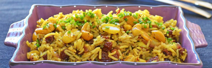 Recetas vegetarianas para el táper