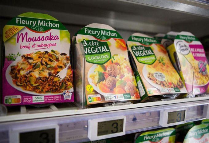 Etiquetado nutricional por colores y letras en Francia