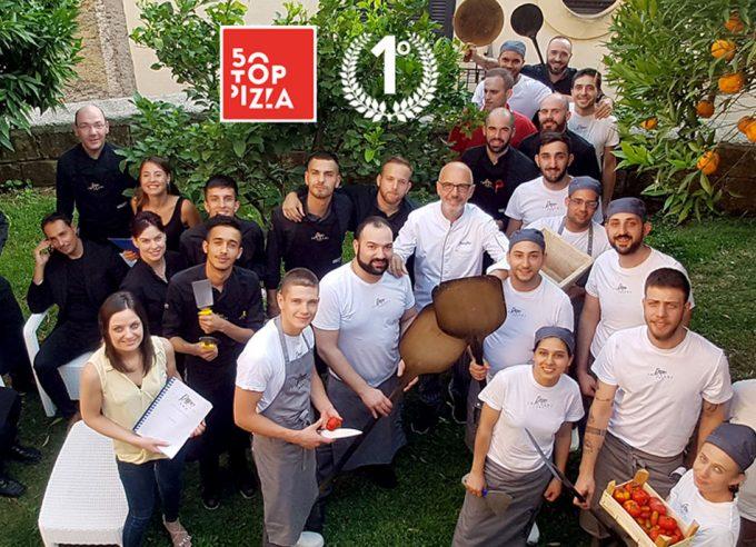 Mejor Pizzería de Italia 2018 Pepe in Grani de Franco Pepe