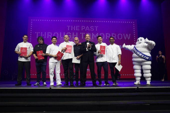 Nuevas estrellas Michelin en la guía de Singapur
