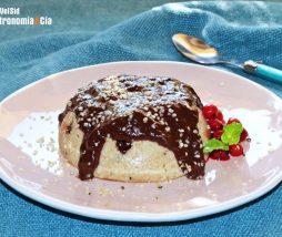 Receta de bowl cake o mugcake