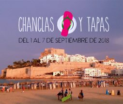 Peñíscola prepara su ruta gastronómica con el tapeo más fresco, 'Chanclas y Tapas'