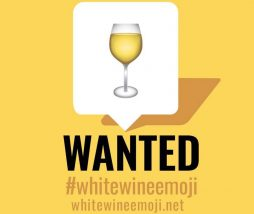 Emoji de vino blanco según Kendall-Jackson