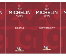 Guías Michelin estadounidenses de 2019