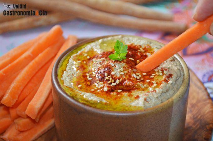 Recetas de salsas vegetarianas