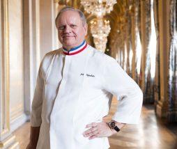 Joël Robuchon ha muerto a los 73 años de edad