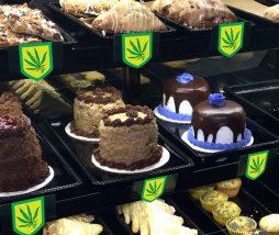 Alimentos elaborados con cannabis en Estados Unidos