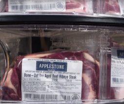 Vending de carne fresca