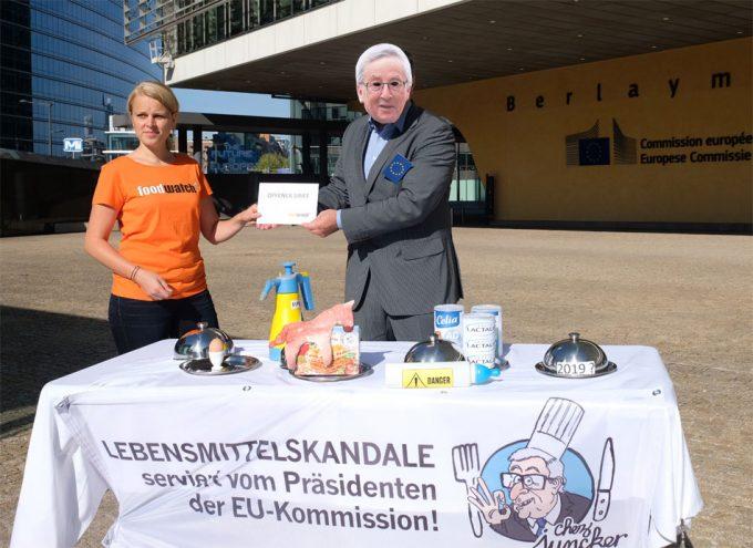 Carta abierta a Jean-Claude Juncker