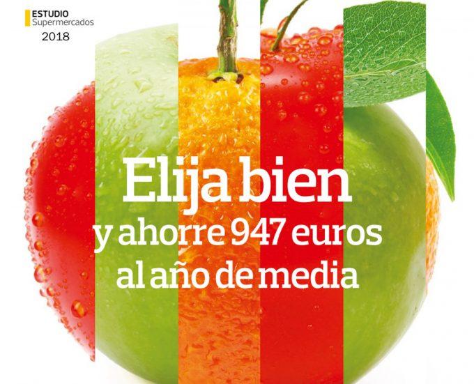 El 'top 10' de los supermercados más baratos de León