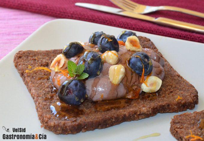 Recetas de desayunos con pan