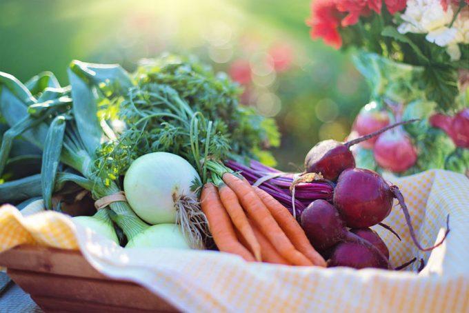 Beneficios de una dieta con alimentos ecológicos