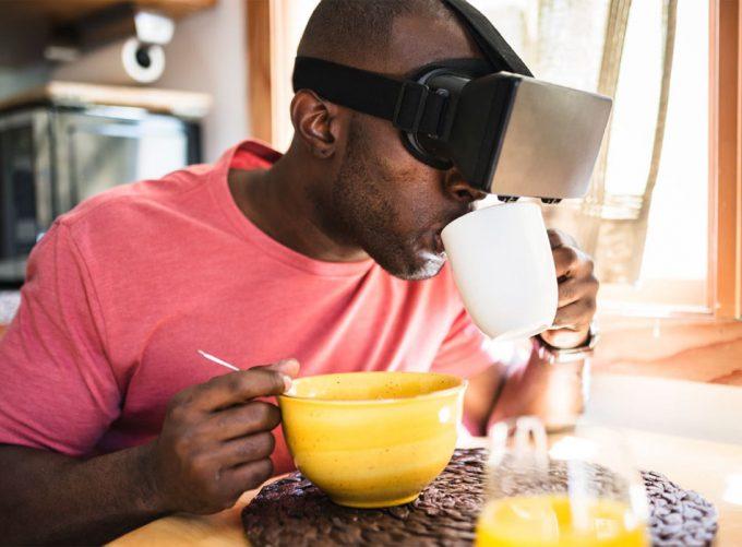 Realidad virtual aplicada a la cata de alimentos y bebidas