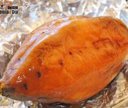 Camote, patata dulce, batata, moniato