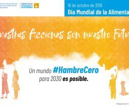 Alcanzar el #HambreCero.
