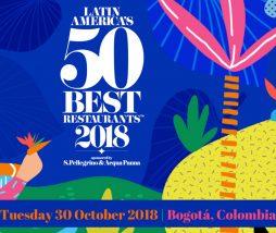 Mejor Restaurante de América Latina 2018