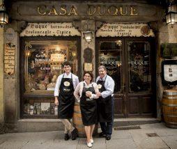 Homenaje a las grandes sagas familiares de la gastronomía española