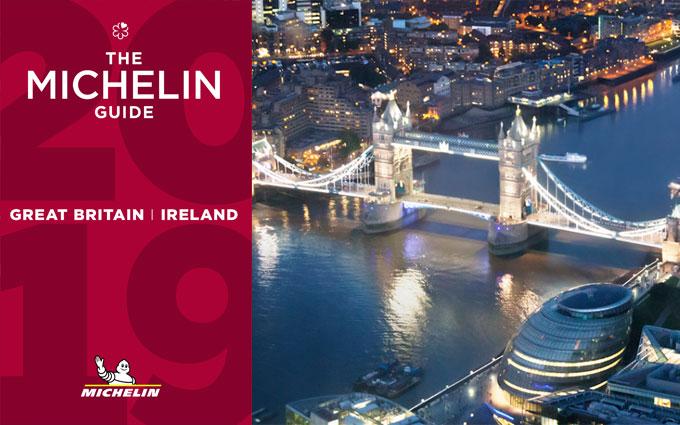 Estrellas Michelin del Reino Unido